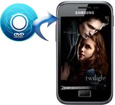 Convert DVD to Galaxy S3