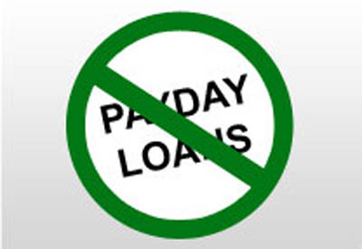 No Payday Loan