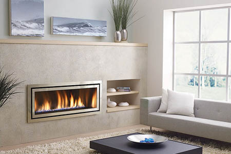 gas fireplace - Gas Fireplaces Have Their Advantages And Disadvantages - Icezen