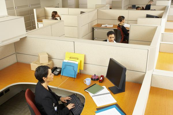 Organize your Cubicle