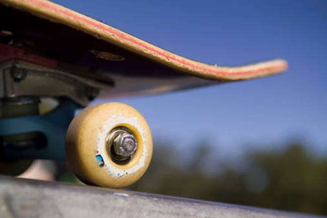 Fix Skateboard Bearings
