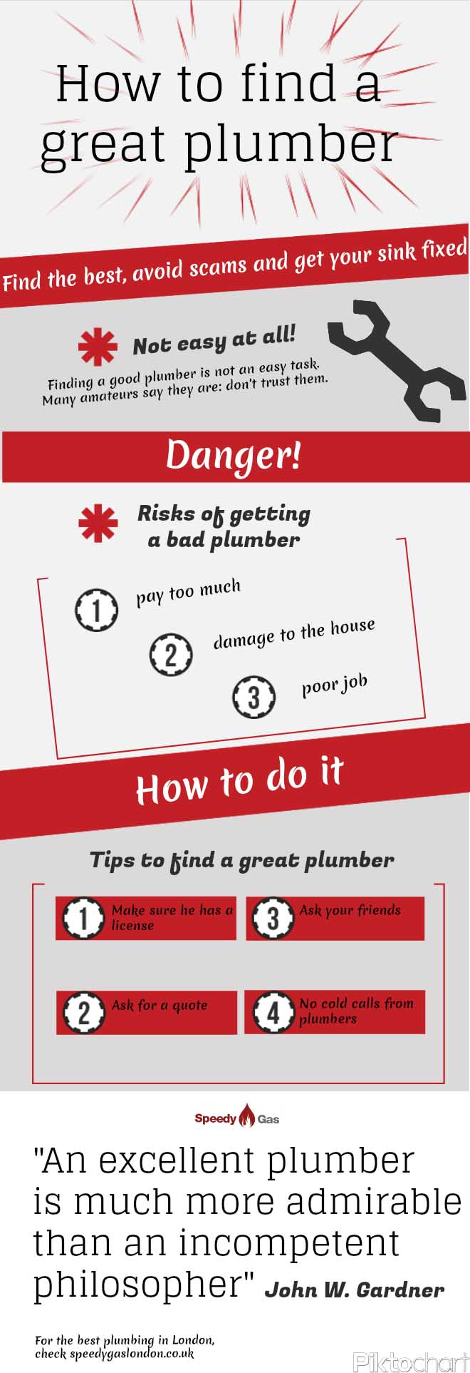 Tips to Find a Good Plumber