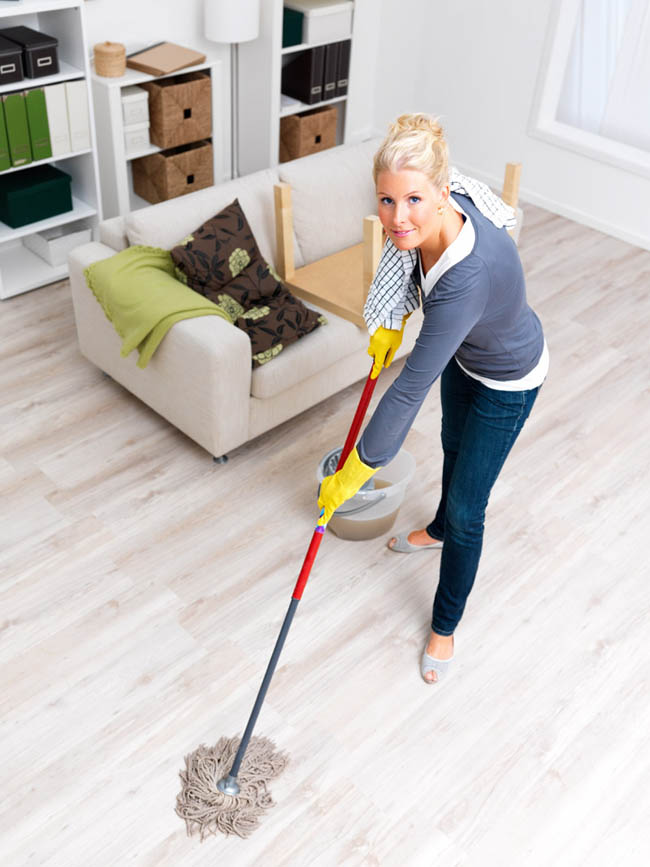 tips and tricks on how to clean