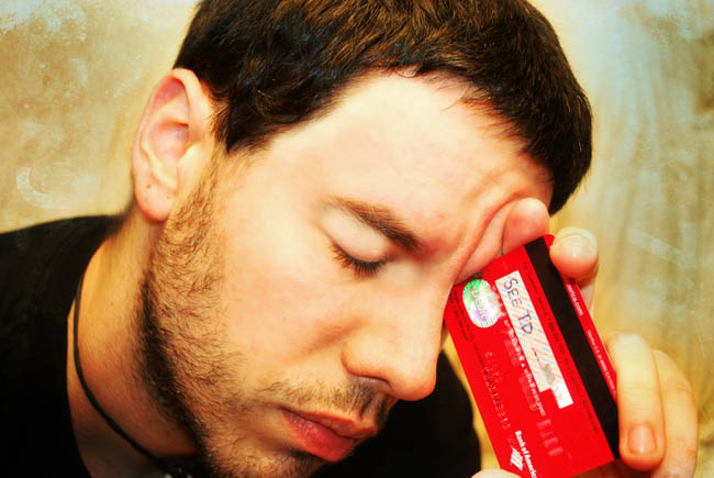 5 Reasons You Shouldn't Get a Credit Card