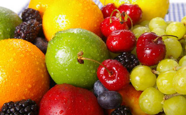 Fruits for a Healthy Mind