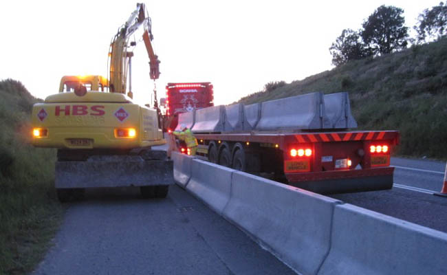 Concrete Barriers