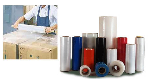 Stretch Wrap and Pallet Wrap